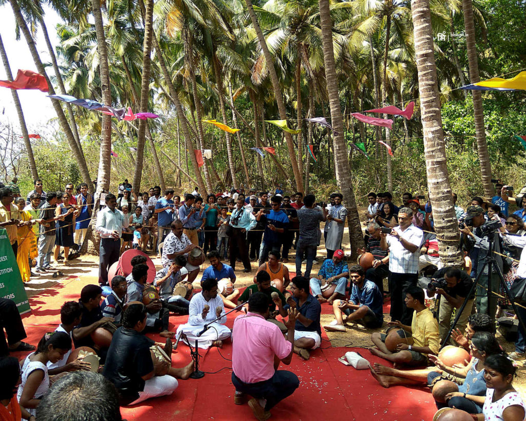 Madkyanche Fest - a celebration of traditional instruments made from earthen pots