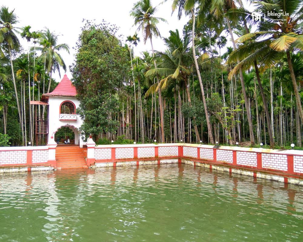 Nageshi Temple