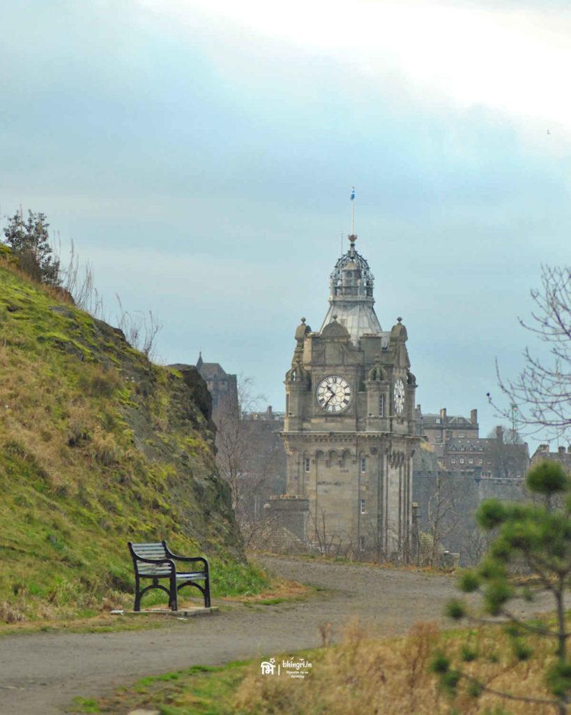 Come explore Edinburgh with me...