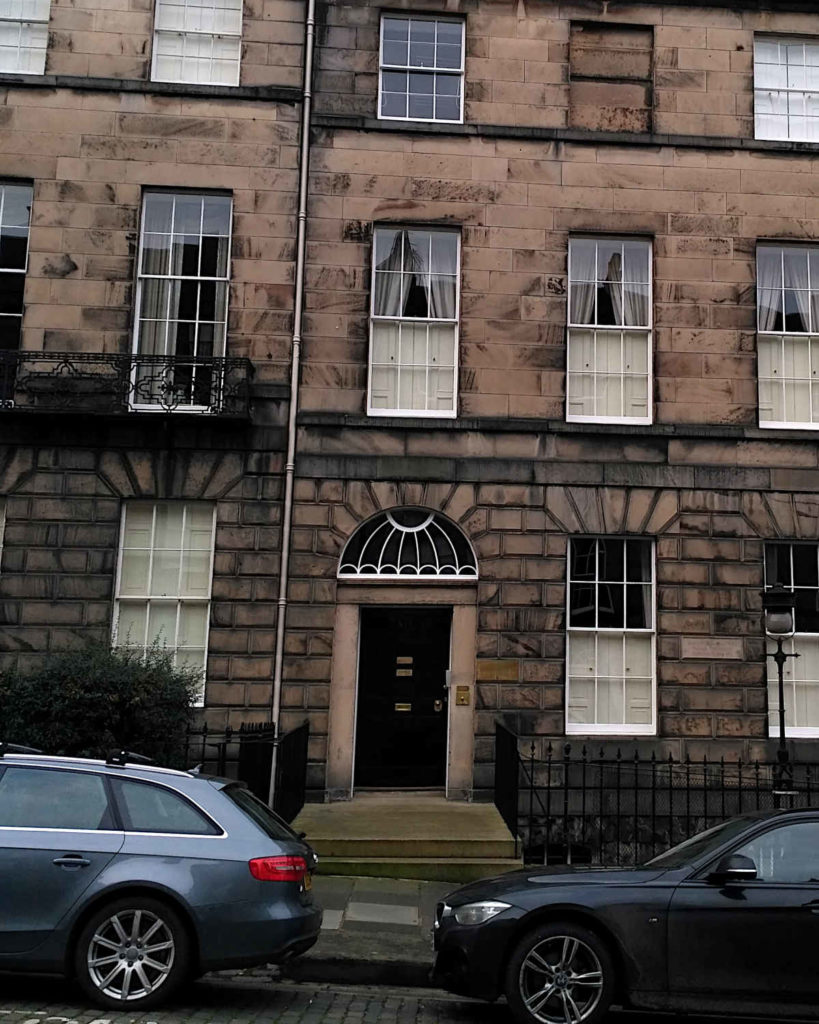 Birthplace of James Clerk Maxwell